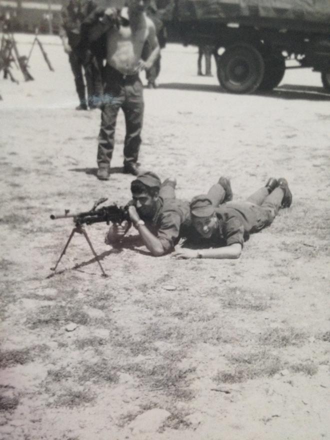 """para chegar a """"Padrinho"""", teve de aprender a manusear artilharia pesada"""