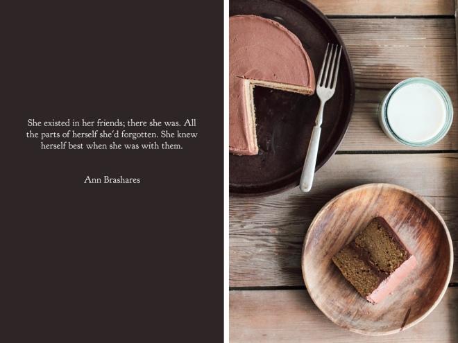 131Peanut Butter Chocolate Cake
