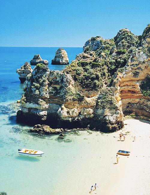Portugal-Lagos-Praia-do-Camilo